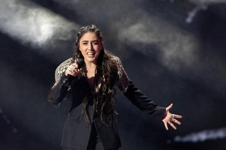 Zweite Probe Armenien Srbuk Walking Out ESC 2019