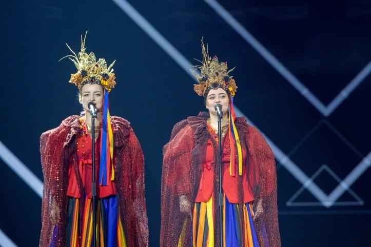 Zweite Probe Polen Tluia fire of Love Pali Sie ESC 2019 3