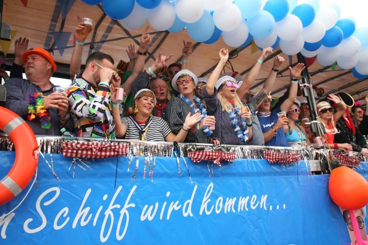 HH Schlagermove 2019 ESC Hits Ein Schiff wird kommen...