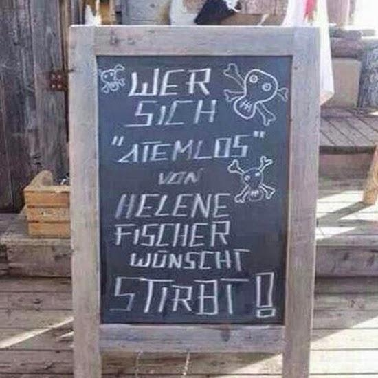 Wer sich Atemlos von Helene Fischer wuenscht...