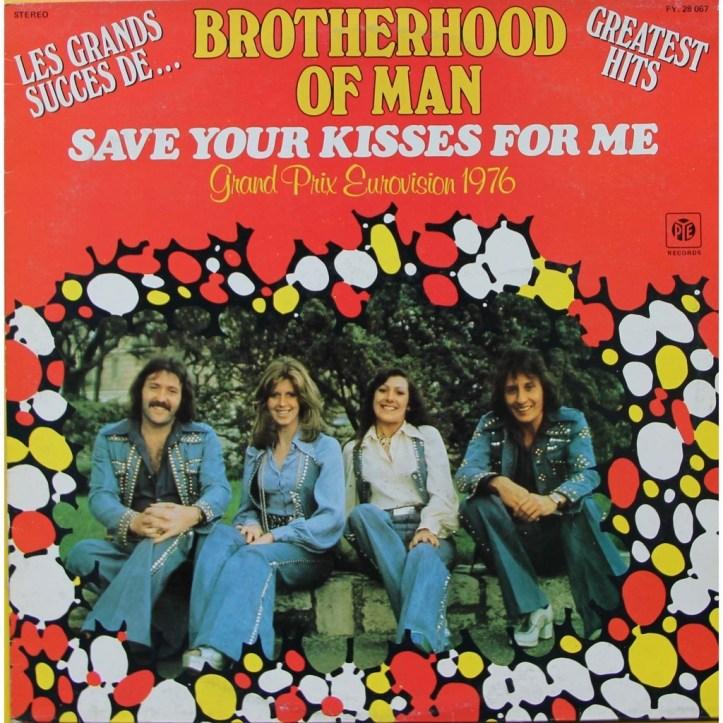 Brotherhood of Man Greatest Hits