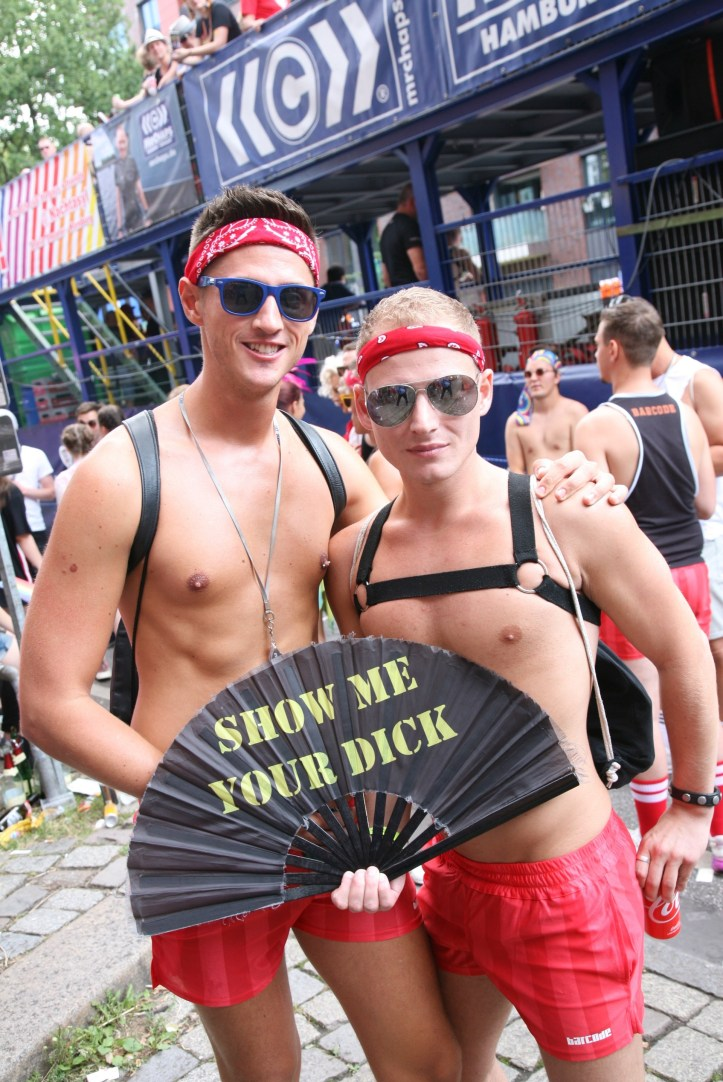 Encore CSD Hamburg 2019 Die schoensten Photos für ESC kompakt Show me your dick