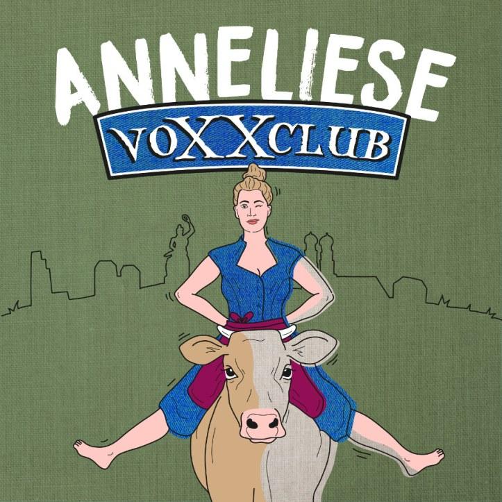 voXXclub Anneliese Oktoberfest-Hit Wiesn 2019 Single Cover