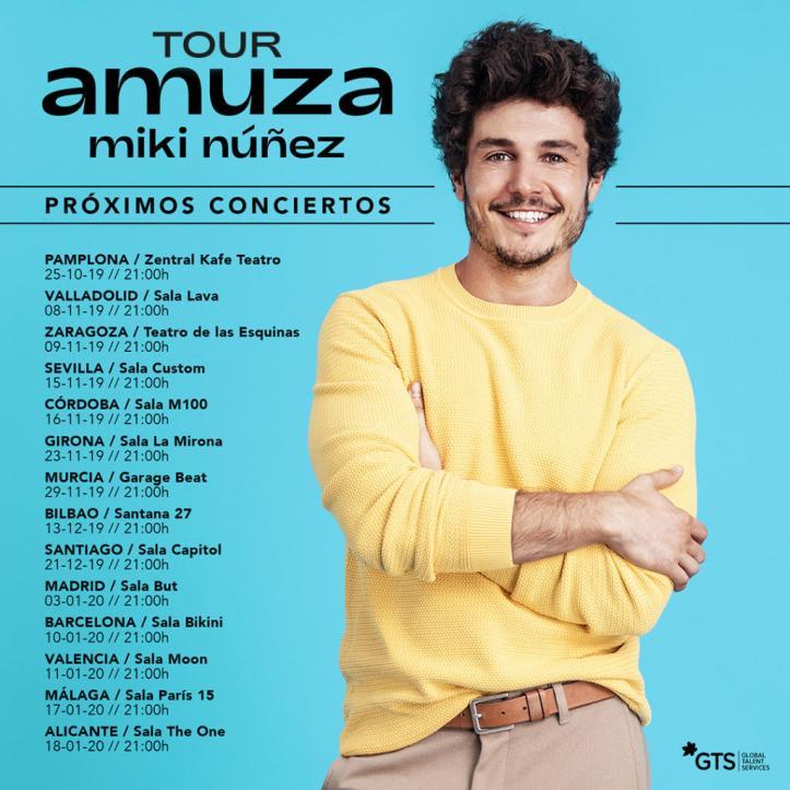 Eurovision-2019-Spanien-Miki-Nunez-Album-Amuza_tour-Dates