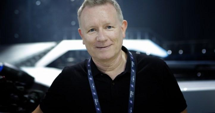 Jon Ola Sand, Executive Supervisor of the Eurovision Song Contest