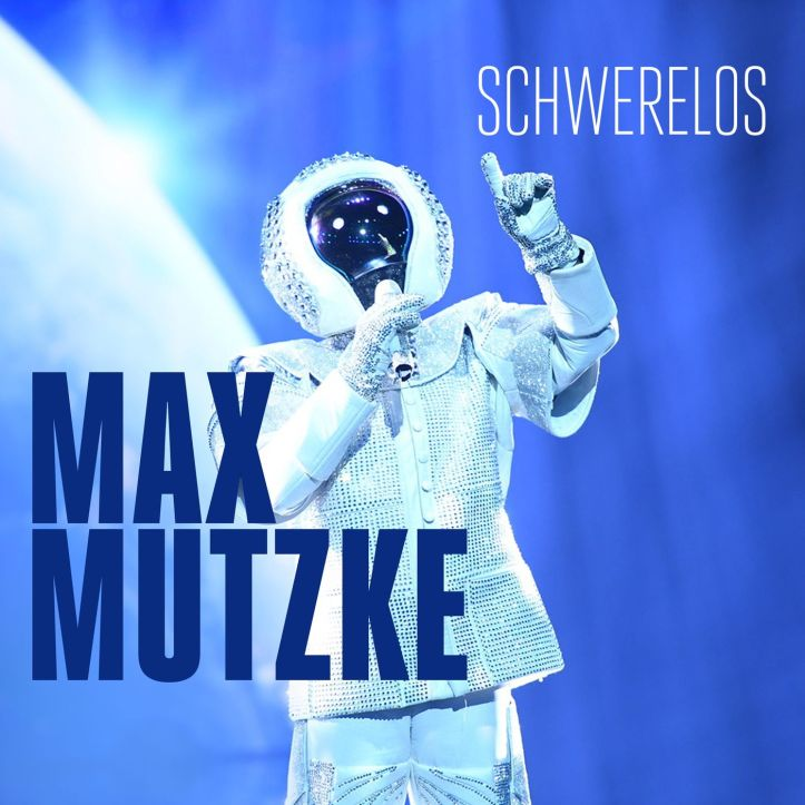 Max Mutzke Schwerelos Single Cover The Masked Singer Clueso