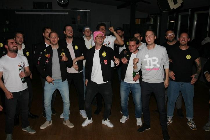 Die Hamburger Goldkehlchen 4 ESC 2020 Probe Euphoria