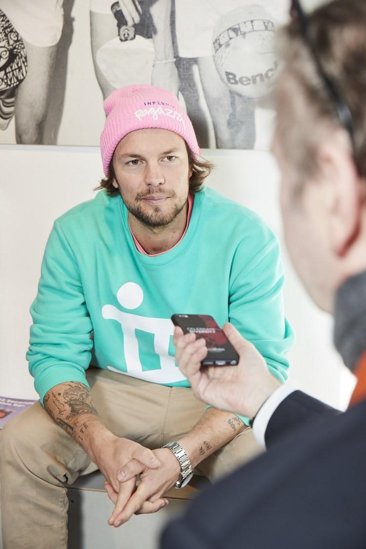 Hamburger Goldkehlchen Gruender Flemming Pinck im Exklusiv-Interview mit ESC kompakt