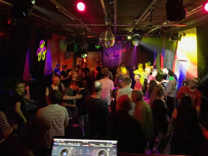 12 ESC Party Hannover 2019 Party Schwule Sau