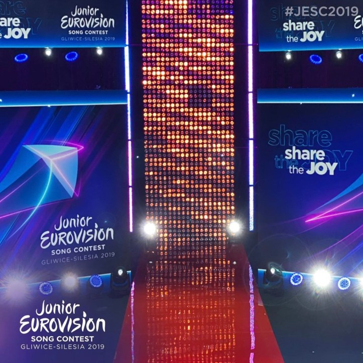 Junior Eurovision Song Contest 2019 Opening Ceremony Logo