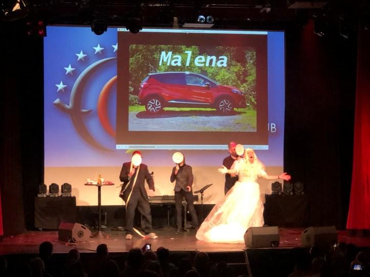 Fanclubtreffen ECG Eurovision Club Germany 2019 Greta Malena