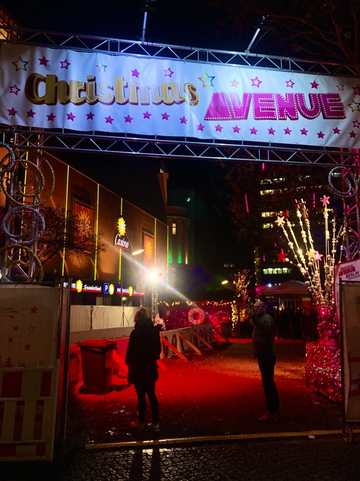 Christmas Avenue Berlin 2019