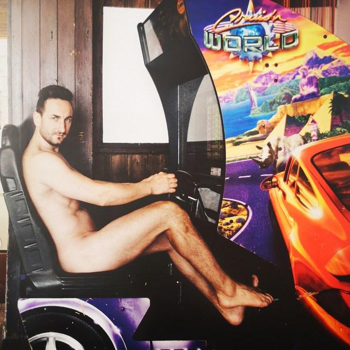 DHG Nacktkalender 2020 Sexy Driver