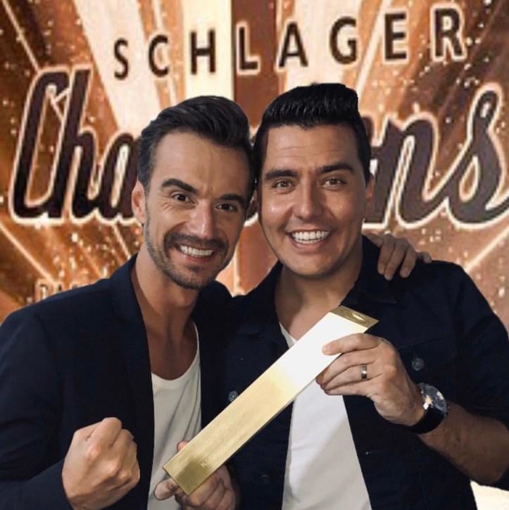 Klubbb3 Florian Silbereisen Jan Smit Schlager Champions 2019