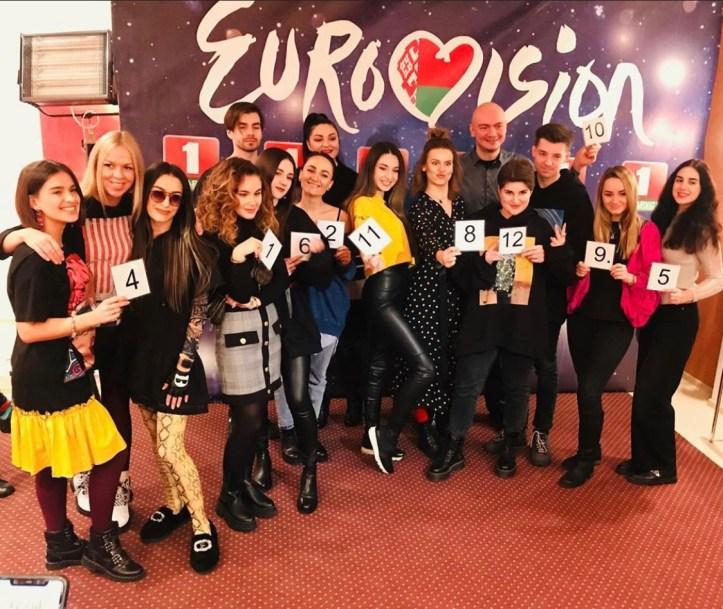 Eurofest 2020 Weißrussland Vorentscheidung ESC Eurovision