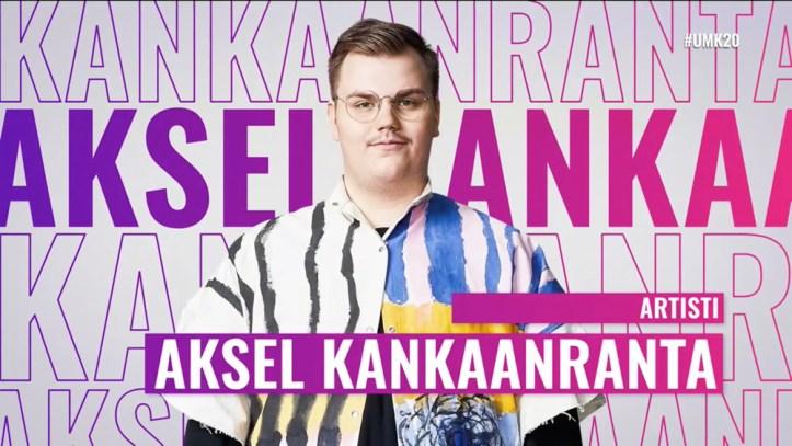ESC-Eurovision-Finnland-Vorentscheid-UMK-2020-Aksel-Kankaanranta
