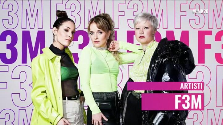ESC-Eurovision-Finnland-Vorentscheid-UMK-2020-F3M
