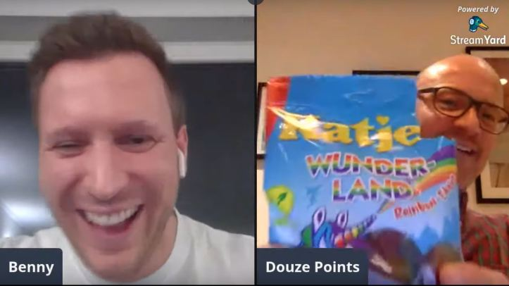 ESC kompakt LIVE YouTube Livestream Benny Douze Points Katjes Wunderland