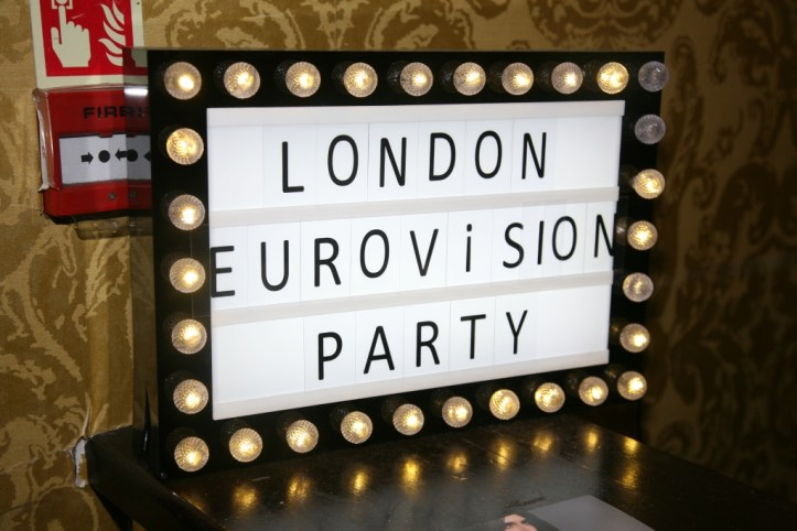 LEP 2017 London Eurovision Party 2017 RubyBlue Interview Sessions