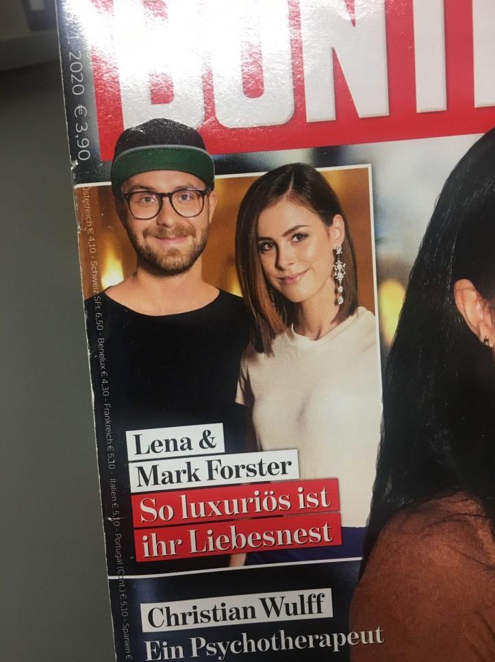 ULfR Mark Foster und Lena
