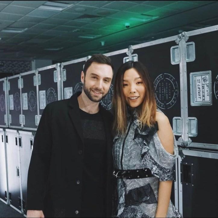 Dami Im Australien Australia Decides 2020 2021 ESC Eurovision Mans Zelmerlöw