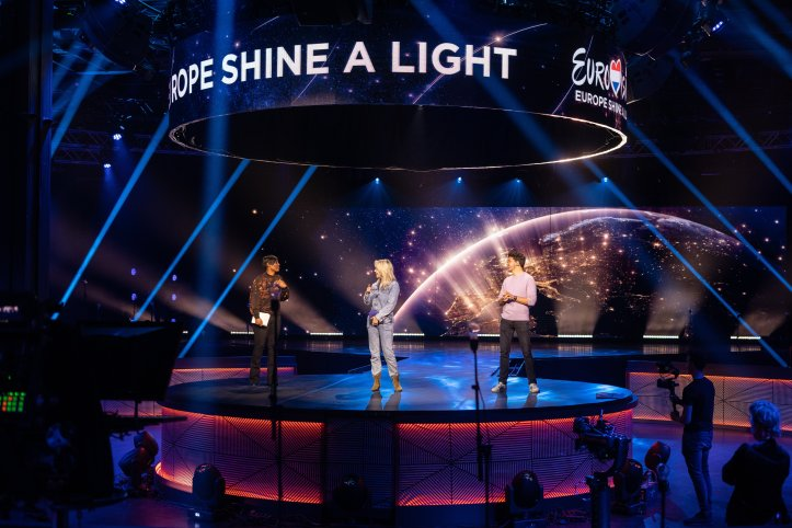 Eurovision Europe Shine A Light ESC 2020 Song Contest Chantal Janzen Jam Smit Edsilia Rombley