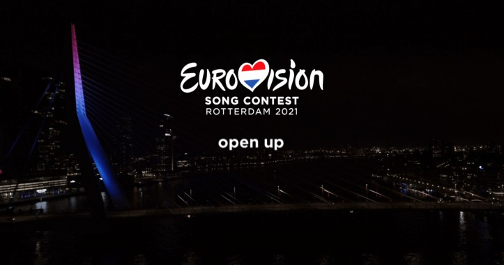 Eurovision Song Contest 2021 ESC Rotterdam Open Up