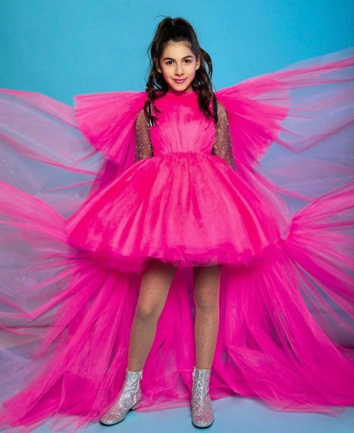Karina Ignatyan Armenien JESC 2019 Junior Eurovision Song Contest Colours Of Your Dream