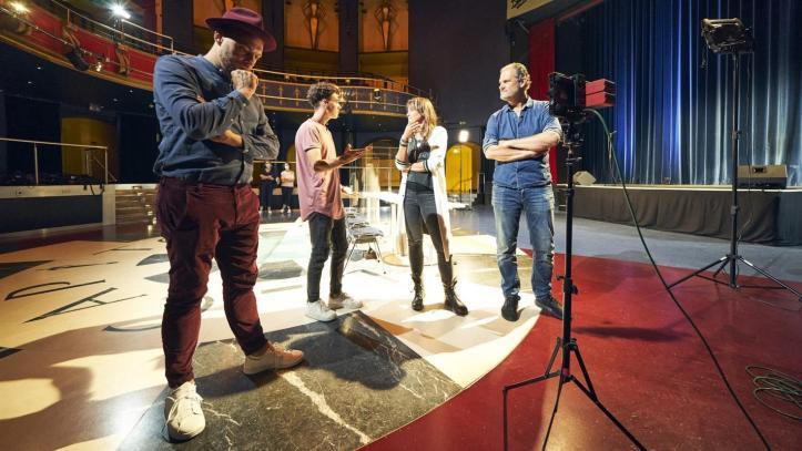 KiKA LIVE Junior Eurovision Song Contest – Das Casting 2020 JESC Jury Max Mutzke Levent Geiger 2