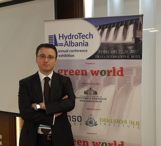 Albania need to address barriers for an accelerate uptake of renewables by Dr Lorenc Gordani on 14th March 2017