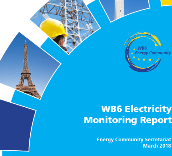 Latest WB6 electricity monitoring report shows stagnation
