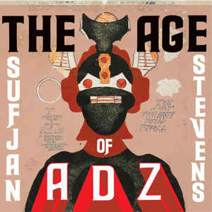 Sufjan Stevens - The Age of ADZ