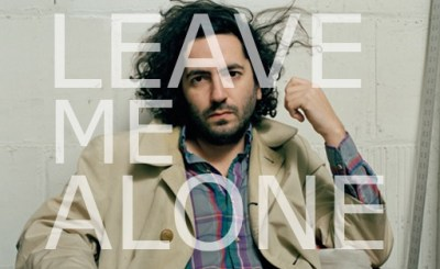 Destroyer-Daniel Bejar-Leave Me Alone-New Order-Cover