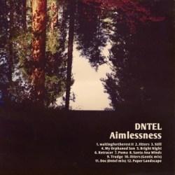 Dntel-Bright Night-James Figurine-Jimmy Tamborello-Postal Service-Aimlessness