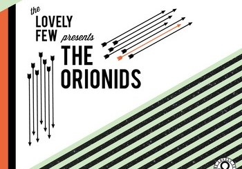 The Lovely Few - The Orionids - The Perseids - Try Again - Orion - Hunter - Sci Fi Novels