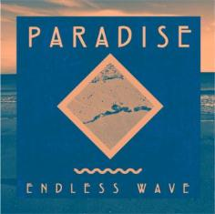 Paradise - Endless Wave - Blue Flower