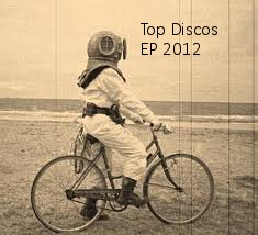 Escafandrista Top Discos EP 2012