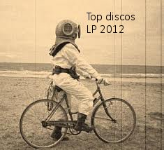 Escafandrista Top Discos LP 2012