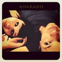 Amarante - Control - They Can Fill An Ocean - Fingertips That Would Dare To Paint Ghosts On Dirt