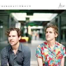 Generationals - Black Lemon - Alix