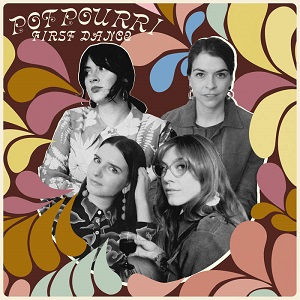 Potpourri - First Dance - Postcards