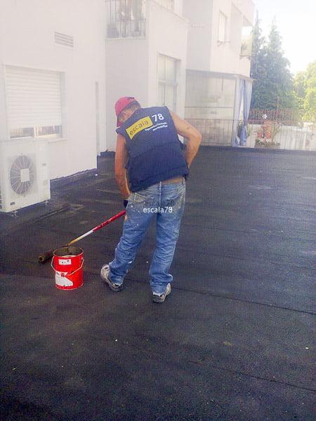 Braga | Impermeabilização de terraço
