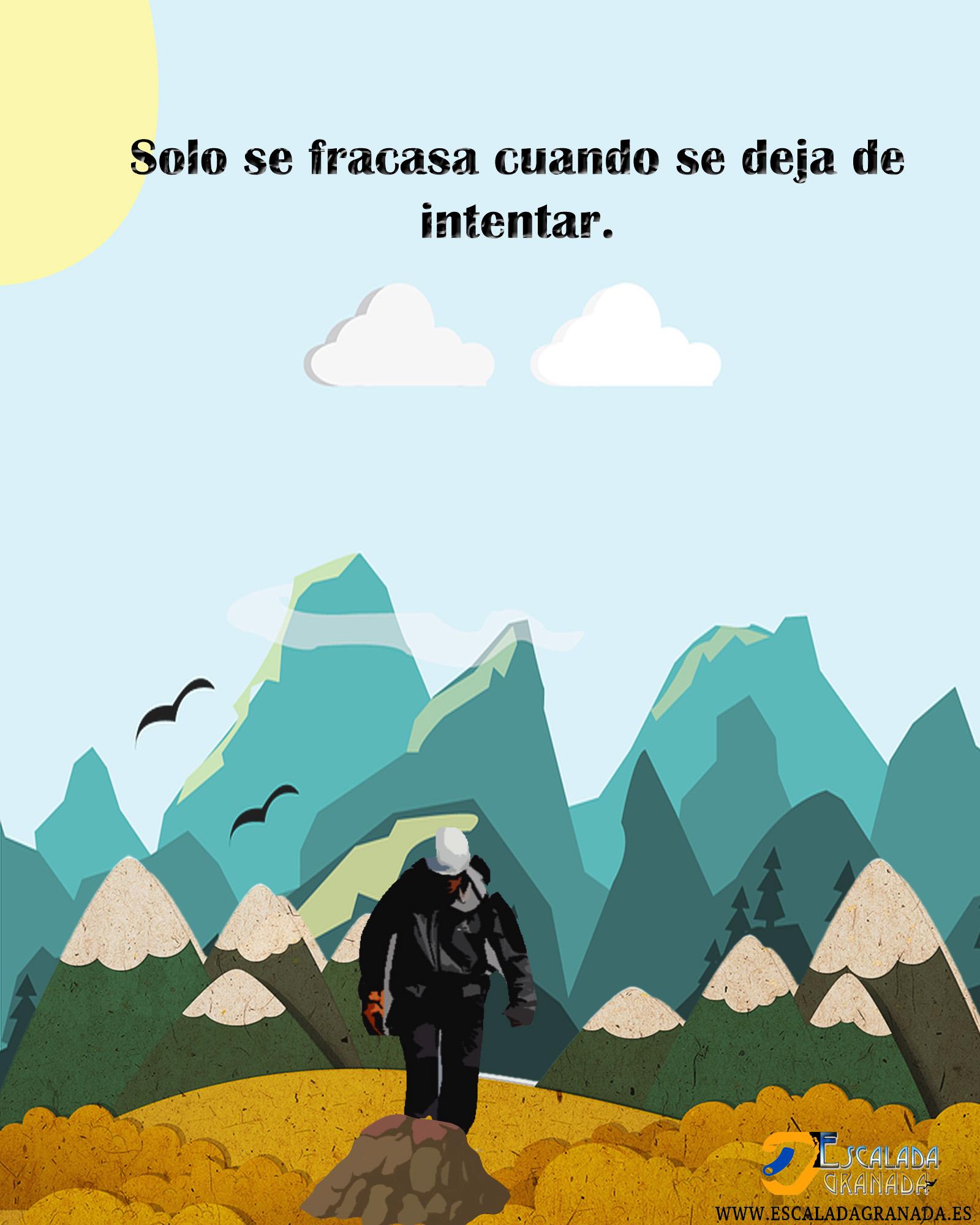 Infografía De Escalada Frases De Motivación Escalada Granada