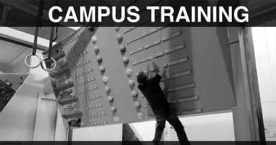 Magnus Midtboe nos enseña algunos ejercicios para campus board