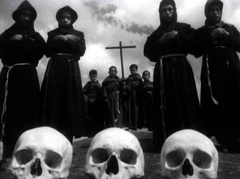 """FIGURA 114 - Still do filme """"Que viva Mexico!"""", de S. M. Eisenstein (1931)"""
