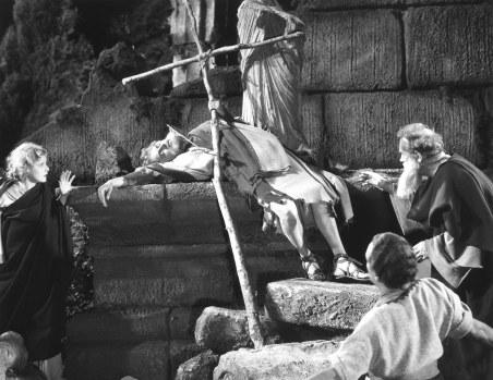 """FIGURA 166 - Still do filme """"Sign of the Cross"""", de Cecil B. DeMille (1932)"""