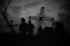"""FIGURA 21 - Still do filme """"A Infância de Ivan"""", de Andrei Tarkovski (1962)"""