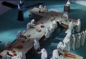 """FIGURA 219 - Still do filme """"Black Narcissus"""", de Michael Powell e Emeric Pressburger (1947)"""
