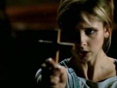 "FIGURA 4 - Still da série televisiva ""Buffy, the Vampire Slayer"" (1997-2003)"