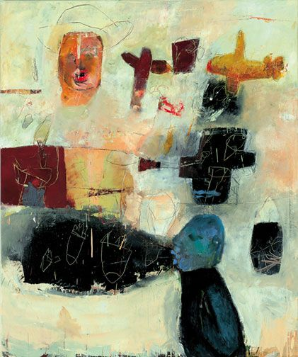 FIGURA 55 - Pintura de Michel Meyer